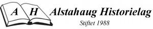 Logo Alstahaug Historielag