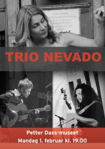 Trio Nevado uten pris