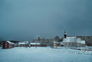 Alstahaug med snø nov2015